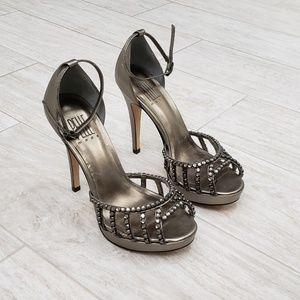 Pelle Moda Platform Heels